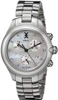 Ebel 1216177 Women's Onde Diamonds Chronograph Stainless Steel White Mop Dial Watch
