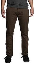 KR3W Men's K Slim Straight Leg Chino