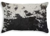 Torino Cowhide Oblong Throw Pillow