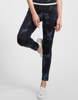 Cynthia Rowley Metallic Branch Legging