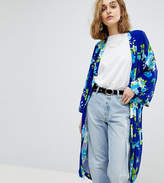 Reclaimed Vintage Inspired Floral Kimono