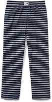 Gap Stripe PJ pants