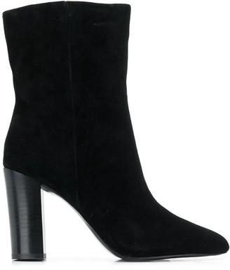 Ash Diamond ankle boots