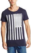 Tommy Hilfiger Men's Thdm CN S/S 2 T-Shirt