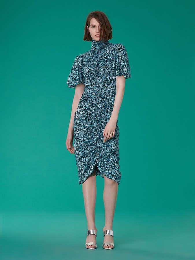 Diane von Furstenberg The Olivia Mesh Dress