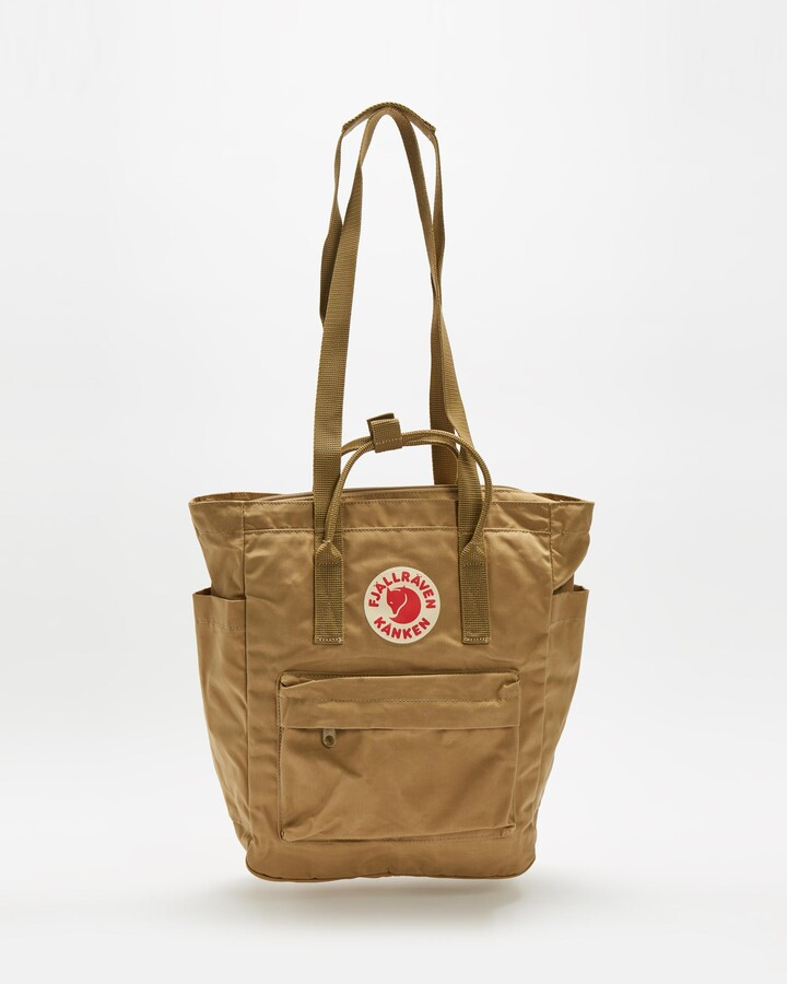 Fjallraven Brown Backpacks - Kanken Totepack - Size One Size at The Iconic