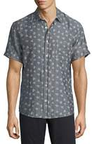Billy Reid Kirby Short-Sleeve Sport Shirt