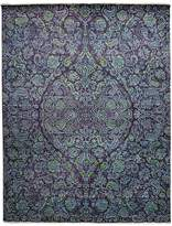 Solo Rugs Suzani Collection Oriental Rug, 8'2 x 10'7