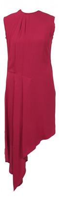 Maison Margiela Red Silk Dresses