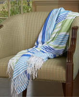 "Berkshire Tropical Stripe 50"" x 70"" Throw"