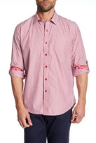 Robert Graham Bendetto Striped Classic Fit Shirt