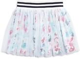 Splendid Girls' Floral Print Tutu Skirt