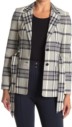 HUGO BOSS Acari Plaid Jacket