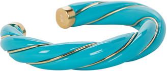 Aurelie Bidermann Diana Twisted Bracelet