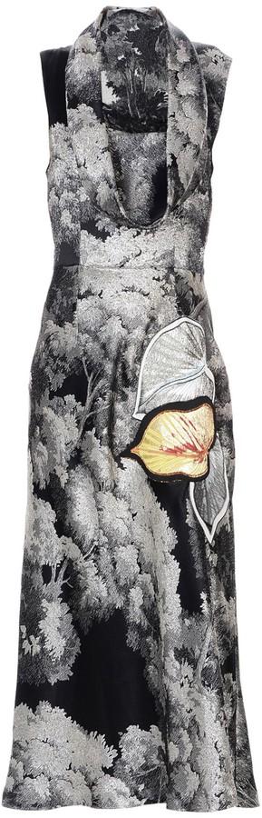 Marco De Vincenzo Long dresses