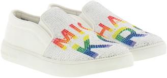 MICHAEL Michael Kors Jem Rainbow Split Slip-On Sneaker