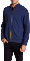 Tommy Bahama Flip Side Twill Zip Jacket