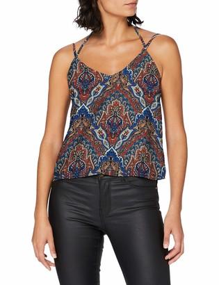 Only Women's ONLHANNA Strap Singlet WVN Cami Shirt