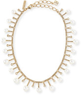 Oscar de la Renta Staggered Pearly Necklace
