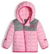 The North Face Infant Girl's Thermoball(TM) Primaloft Hoodie Jacket