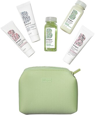 BRIOGEO Besties Clear Hair Discovery Set