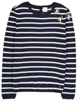 Des Petits Hauts Blondie Striped Sweater