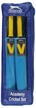 Slazenger Academy Plastic Cricket Set