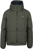 Lacoste Baobab Water Repellent Hooded Down Jacket