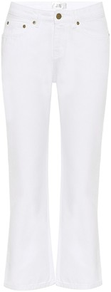Victoria Victoria Beckham Mid-rise straight jeans