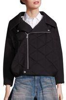 Junya Watanabe Bonded Pyramid Moto Jacket