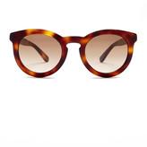 HUGO BOSS Women's Round Sunglasses