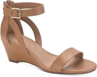 Sun + Stone Jossie Wedge Sandals, Women Shoes