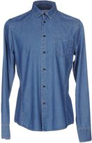 Bikkembergs Denim shirts