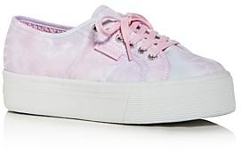 Superga Women's Fantasy Low-Top Platform Sneakers