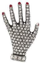 Sonia Rykiel embellished hand pin