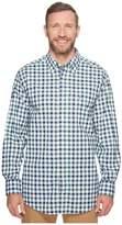 Nautica Big & Tall Long Sleeve Gingham Shirt