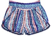 Ella Moss Girls' Jaya Printed Shorts