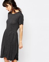 Just Female Imani Smock Dress in Jersey