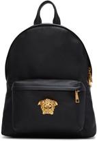 Versace Black Medusa Backpack