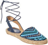 Belle by Sigerson Morrison Maie Leather Espadrille