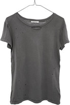 Ragdoll LA DISTRESSED VINTAGE TEE Anthracite