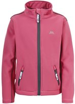 Trespass Childrens Girls Janee Windproof Softshell Jacket