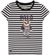Polo Ralph Lauren Polo Bear Striped T-Shirt