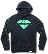 Diamond Supply Co. Men's Viewpoint Pullover Hoodie Navy 3XL