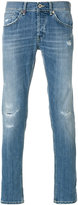 Dondup ripped slim-fit jeans - men - Cotton/Polyester/Spandex/Elastane - 30