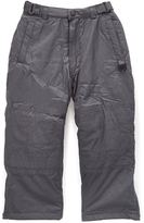 Hawke & Co Sharkskin Gray Snow Pants - Boys