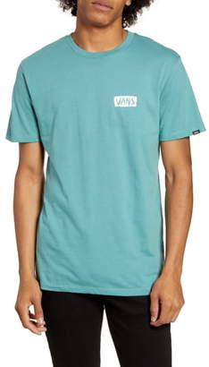 Vans Scratched Logo T-Shirt
