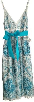 Hoss Intropia Blue Dress for Women
