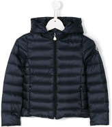 Moncler padded coat - kids - Feather Down/Polyamide - 4 yrs