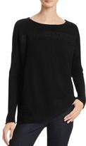 Velvet by Graham & Spencer Kinsley Cashmere Sweater